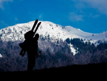 Ski related photo by Ivan Dimitroff from the free image site Unsplash