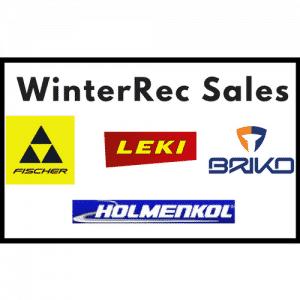 WinterRec Sales logos