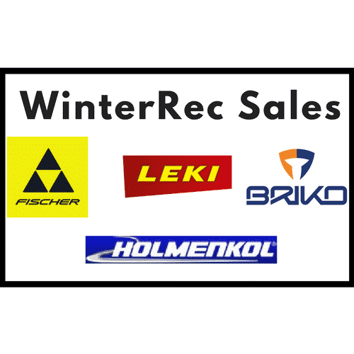 WinterRec Sales logos