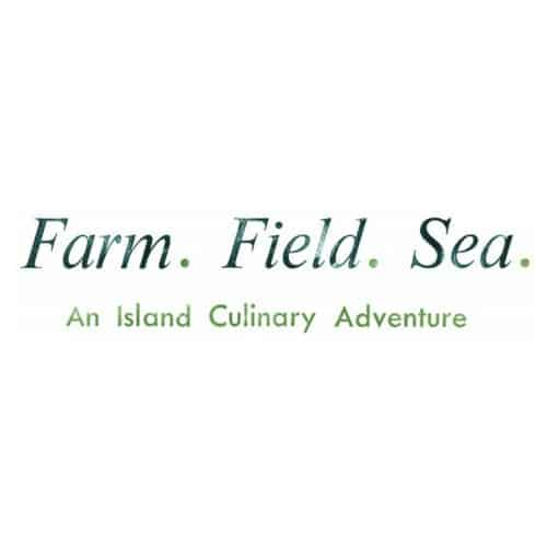 Farm. Field. Sea. of Martha's Vineyard logo