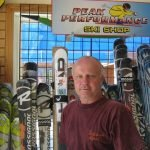 Fred Coriell of Peak Performance Ski Shop