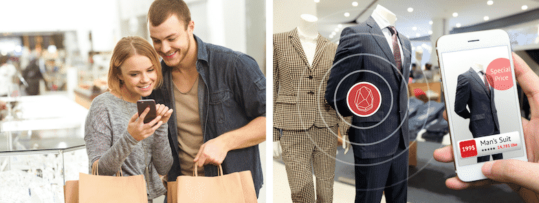 Mobile shopping as part of an omnichannel retailing strategy